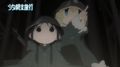 News Girls' Last Tour Anime's Ad, Promo Video Preview Music
