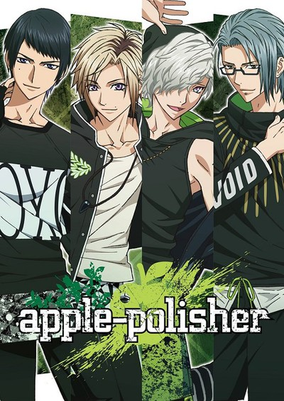 News Dynamic Chord Anime Reveals Character Visuals for apple-polisher Rock Band