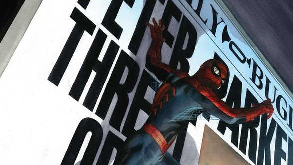 Slott's Amazing Spider-Man Departure is 'A Ways Off' Says Brevoort