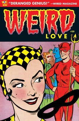 Weird Love #20 (Preview)