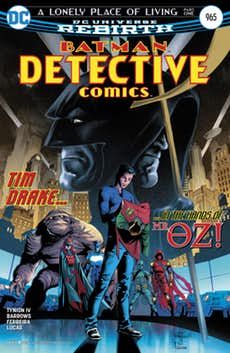 Detective Comics #965 Reminds Readers Why Tim Drake Is Important