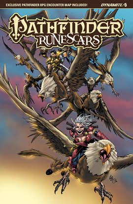 Pathfinder: Runescars #5 (Preview)
