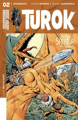 Turok #2 (Preview)