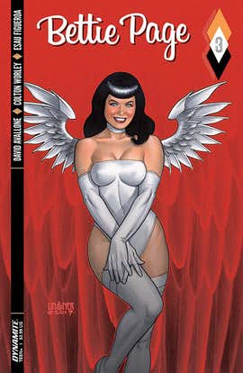 Bettie Page #3 (Preview)