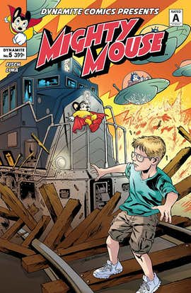 Mighty Mouse #5 (Preview)