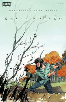 Grass Kings #8 (Preview)