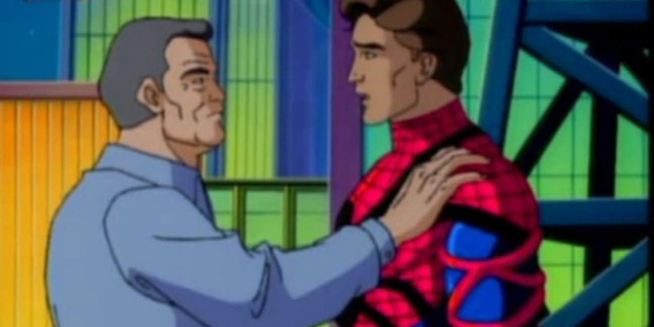 spiderman tv series marvel animated universe wiki - 1296×648
