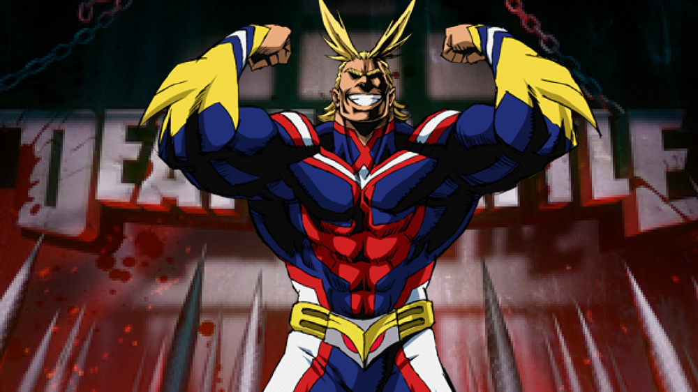 10 Anime Series Featuring Superheroes