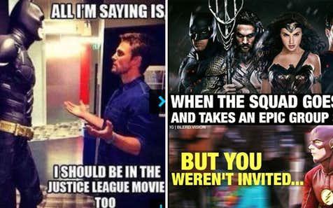Crisis Of Infinite Memes: 15 Hilarious Arrowverse Vs DCEU Memes