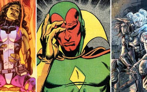 Pobody's Nerfect: 15 Mistakes Marvel Tried To Cover Up