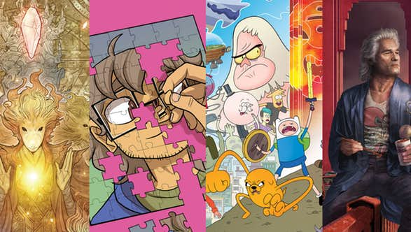 BOOM! Studios' January 2018 Solicitations