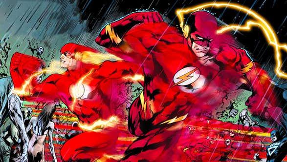Flash War: First Story Details Revealed