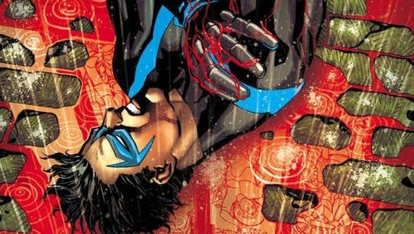 Nightwing: Klaus Janson to Illustrate Flashback Issue