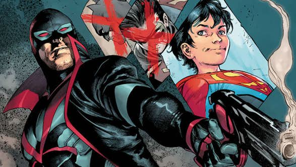 Titans of Tomorrow Are Coming to DC's Rebirth