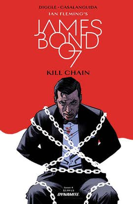 James Bond: Kill Chain #4 (Preview)