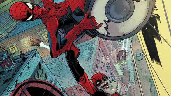 Biggest Spider-Man & Deadpool Story Ever Arrives in July 2018