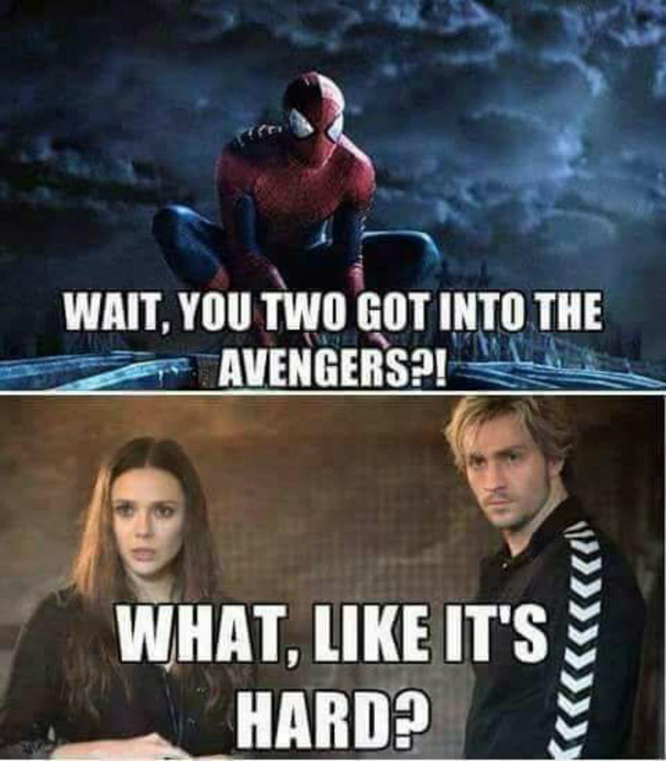 Mighty Funny: The Internet's 15 Dankest Avengers Memes
