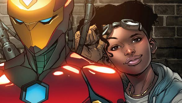 Marvel Has Riri Williams Plans Following His Exit, Bendis Assures