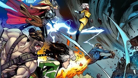 Brevoort On Avengers: No Surrender's Hulk Return, New Villain Team & More