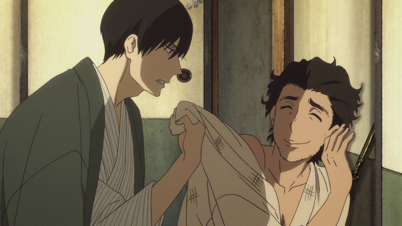 Anime Series Like Shouwa Genroku Rakugo Shinjuu