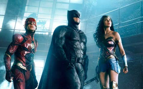 Justice League: Second Post-Credits Scene Leaks Online