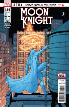 Moon Knight #188 (Preview)