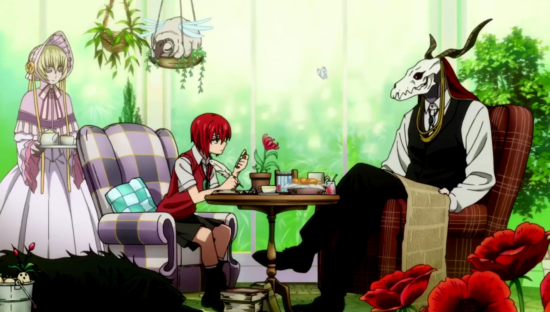Anime Series Like The Ancient Magus' Bridge