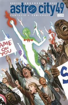 REVIEW: Astro City #49 Explores the Spirit of Political Protest