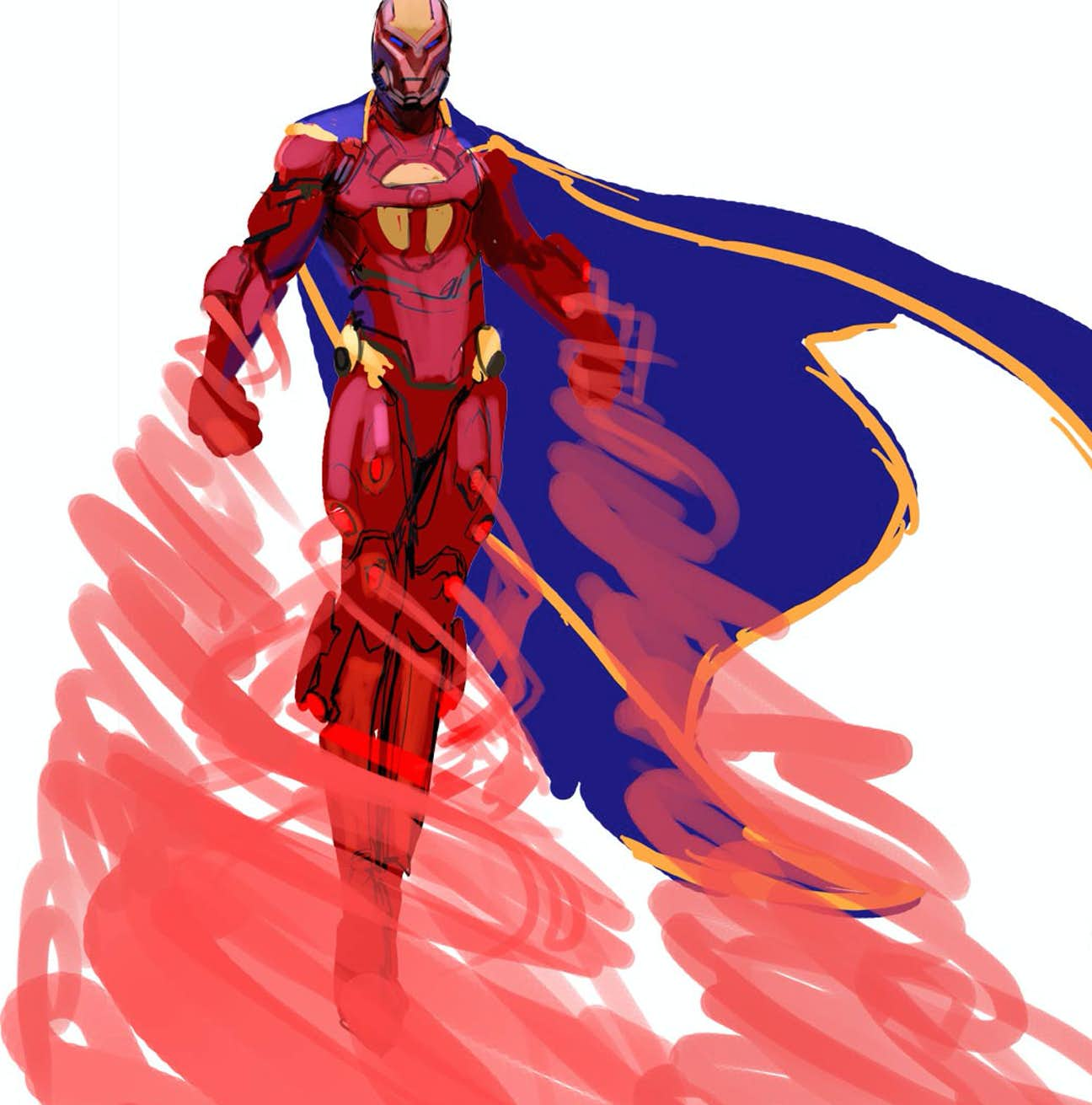15 Fan-Designed Young Justice Uniforms (Way Better Than ...