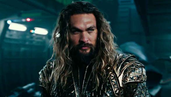 DC Rebirth's Aquaman Design Was Almost Inspired by Momoa's DCEU Version
