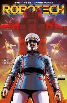 Robotech #4 (Preview)