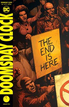Doomsday Clock #1 Review [SPOILERS]: An Uncomfortably Close Scenario