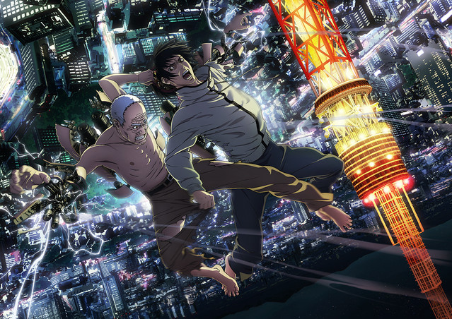 Anime Series Like Inuyashiki
