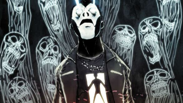 Shadowman: Andy Diggle Joins Valiant to Relaunch Hero with Stephen Segovia