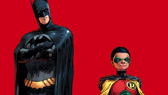 Grant Morrison Wanted To Tell 5 Years of Dick & Damian Batman Stories