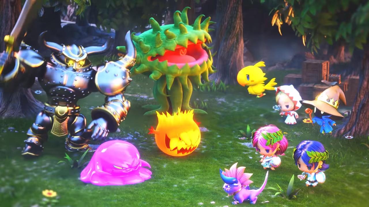 World of Final Fantasy: Meli-Melopara iOS y Android se lanzará el 12 de diciembre en Japón