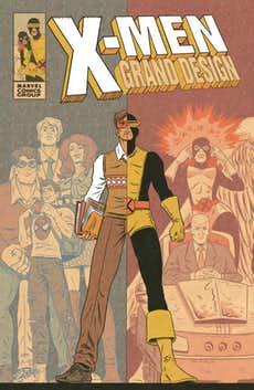 X-Men: Grand Design #1 Makes Sense of 30 Years of Mutant Mythos