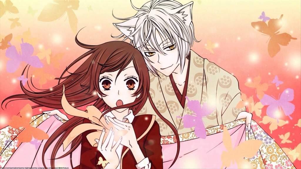 Anime Series Like Kamisama Kiss