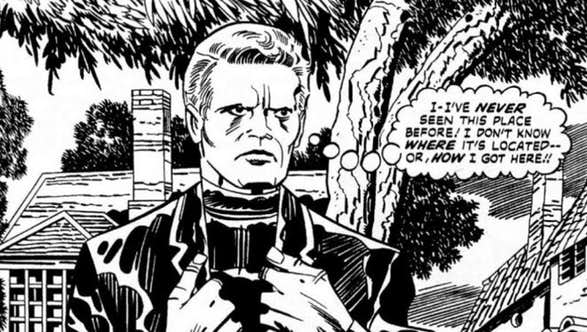 Kirby & Kane's Unpublished The Prisoner Comics to Be Released