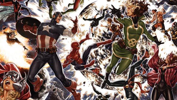 Avengers: No Surrender, Old Man Hawkeye & More Marvel Comics On Sale January 10, 2018