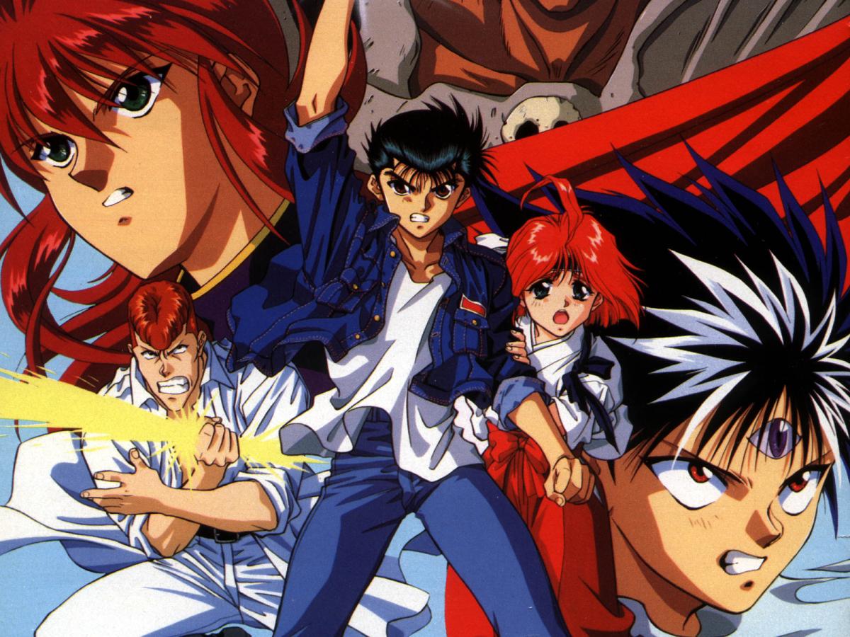 Anime Series Like Yu Yu Hakusho