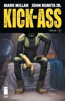 REVIEW: Millar & Romita's Kick-Ass #1 Doesn't Totally Kick Ass