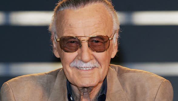 Stan Lee Rushed to Hospital [UPDATE]