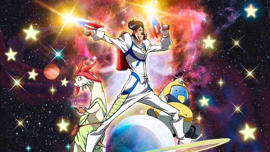 Anime Series Like Space Dandy