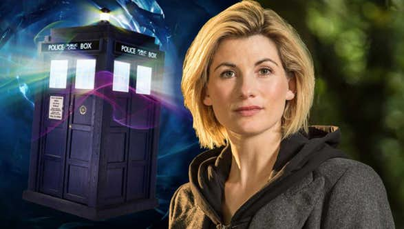 Doctor Who's First Female Doctor Arrives in Comics This Fall