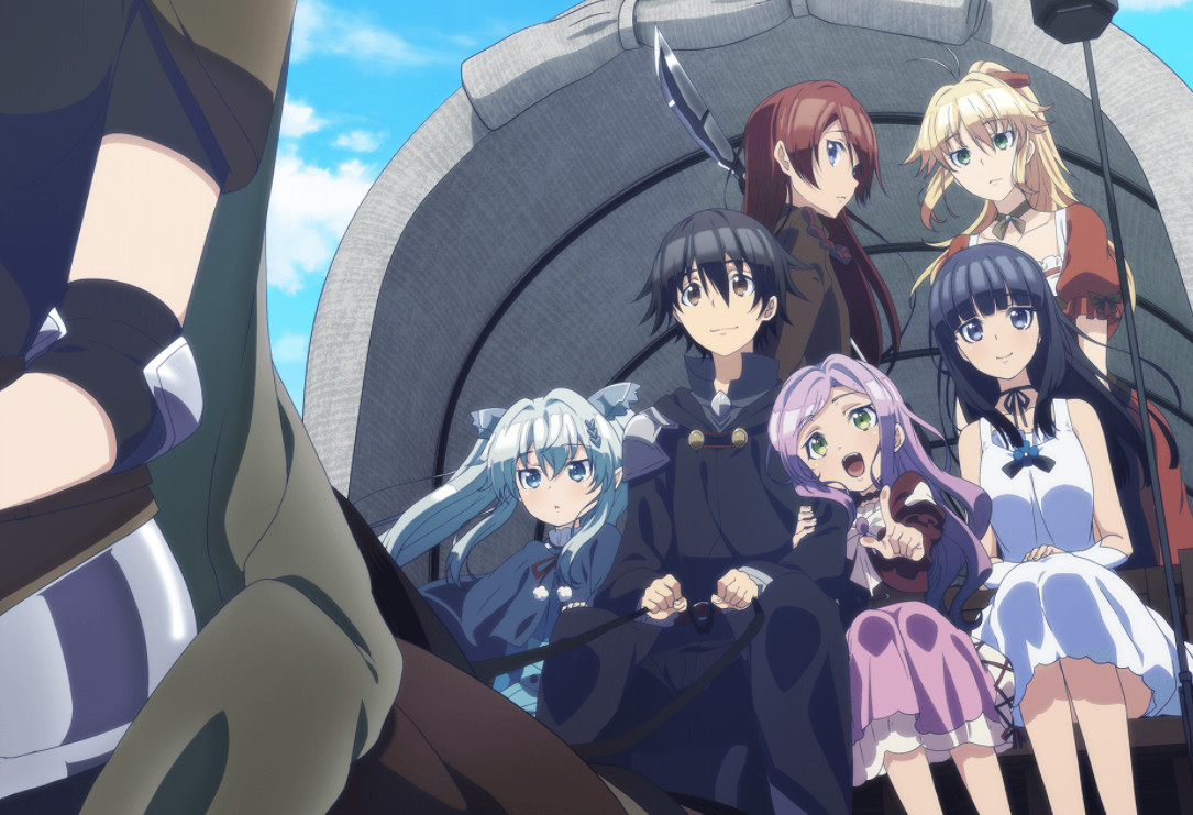 Anime Series Like Death March to the Parallel World Rhapsody