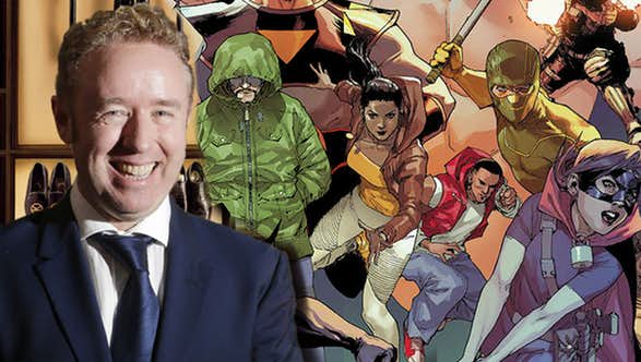 Mark Millar Has 'No Plans' to Work For Marvel or DC Ever Again
