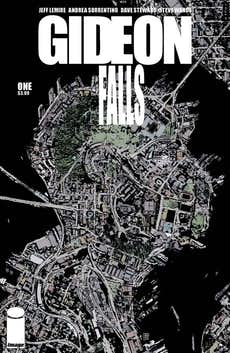 Lemire & Sorrentino's Gideon Falls #1 Delivers 'A Pure Vision of Terror'