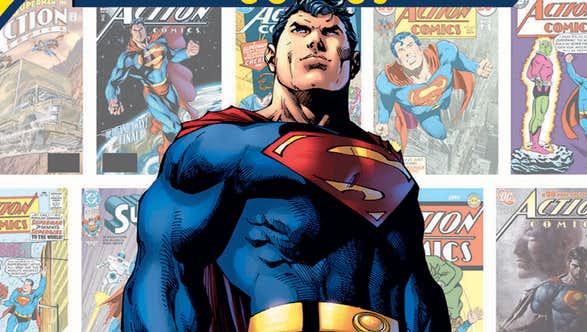 WonderCon: DC Celebrates 80 Years of Superman