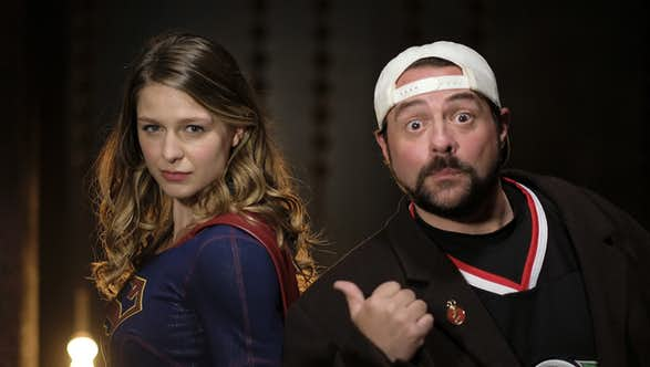 Supergirl, The Flash Cast & Crew Wish Kevin Smith a 'Speedy Recovery'